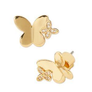KATE SPADE • In A Flutter Butterfly Earrings